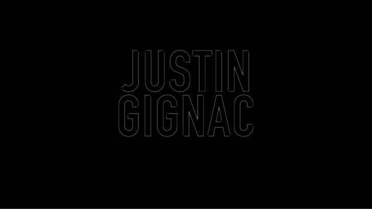 Justin Gignac: 5 Creatives // 5 Stories
