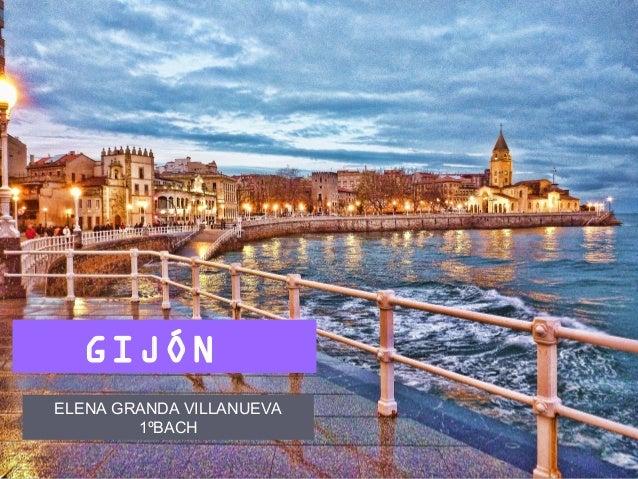 Gijón -  Elena
