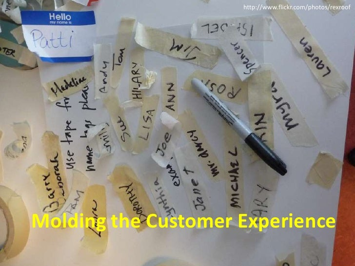 Putting it into Action – Molding the Customer Experience by Darren Guarnaccia & Melissa Casburn