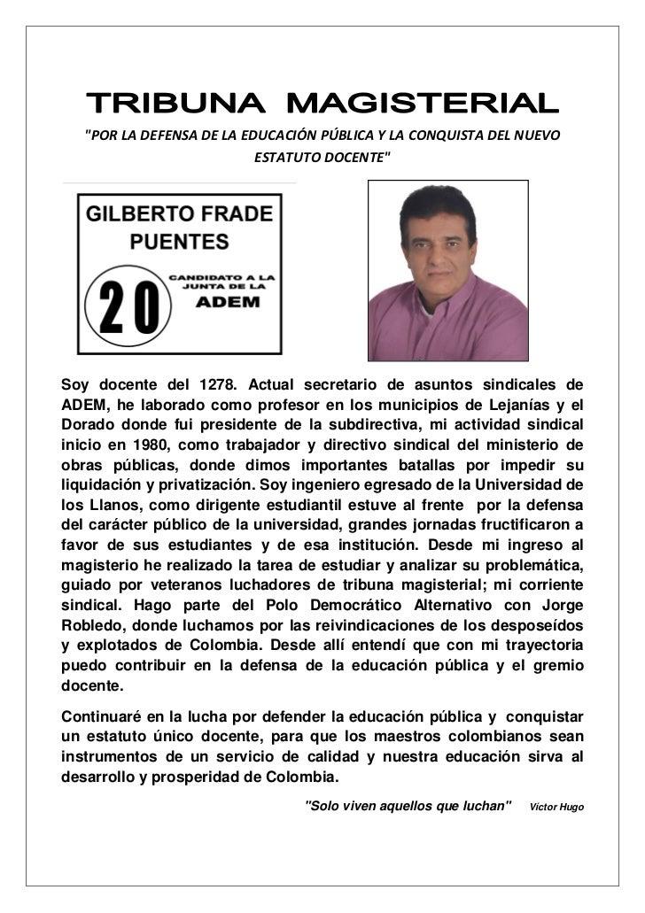 Gilberto Frade #20 adem