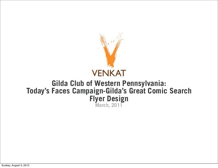 Gilda Club of Western Pennsylvania:                   Today's Faces Campaign-Gilda's Great Comic Search                   ...