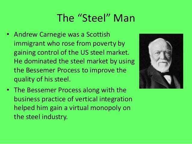 research paper on andrew carnegie