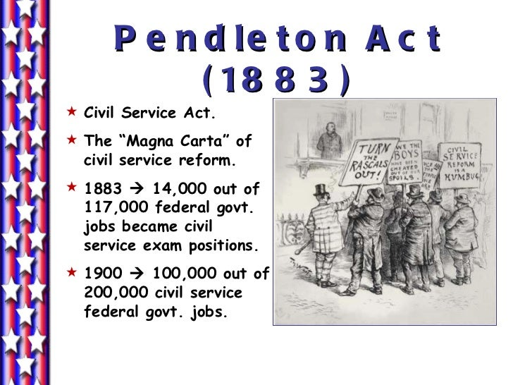 an introduction to the pendleton civil service act Introduction mission & vision service members civil relief act marine corps base camp pendleton.