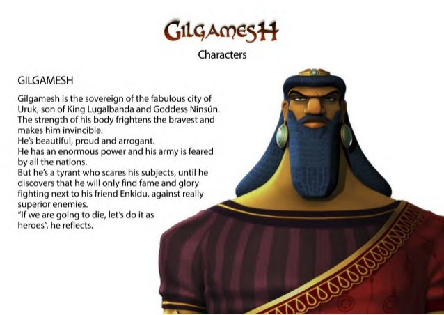 friendship of gilgamesh and enkidu essays Unlike most editing & proofreading services, we edit for everything: grammar, spelling, punctuation, idea flow, sentence structure, & more get started now.
