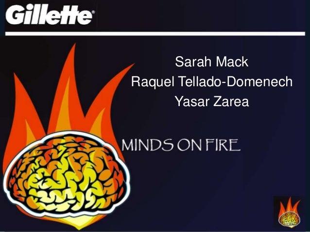 Sarah MackRaquel Tellado-DomenechYasar Zarea