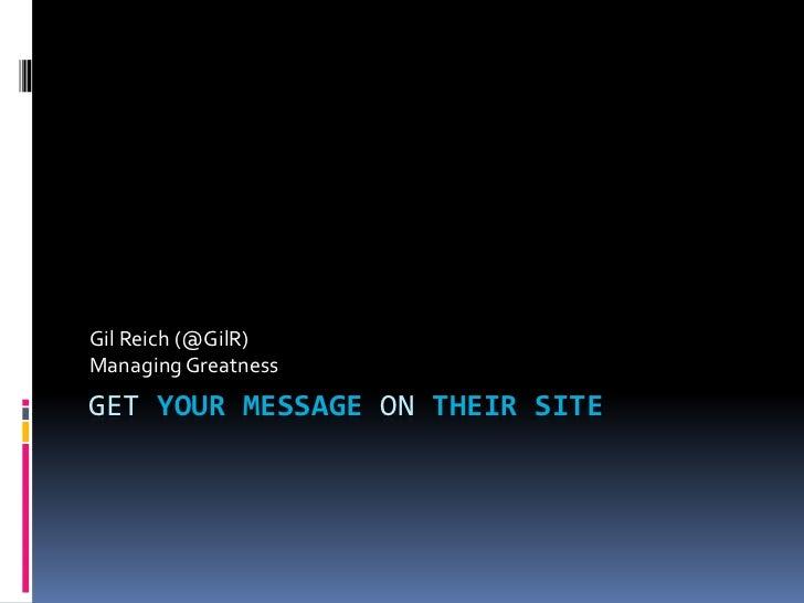 Gil reich link_building