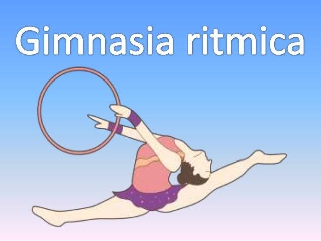 gimnasia ritmica informacion: