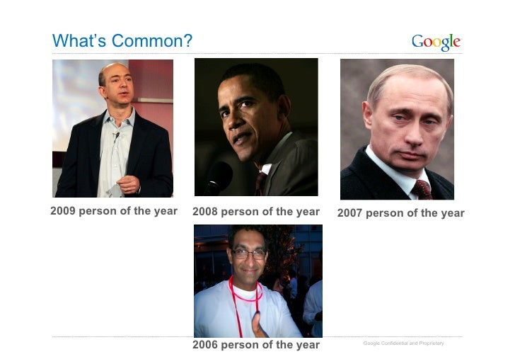 What's Common?2009 person of the year   2008 person of the year   2007 person of the year                          2006 pe...