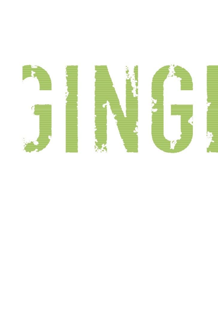 Gingernet bonbon ppt