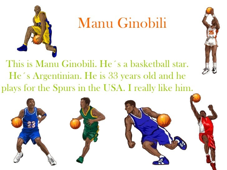 Ginobili By  Matías