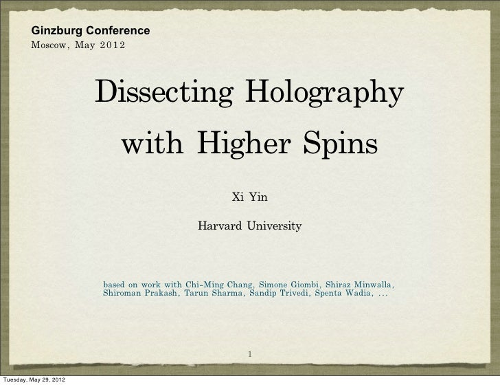 Dissecting Holography with Higher Spins