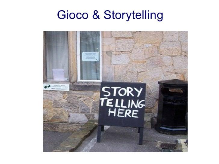 Gioco & Storytelling
