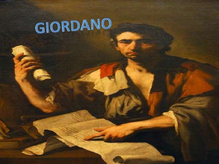 Giordano presentation