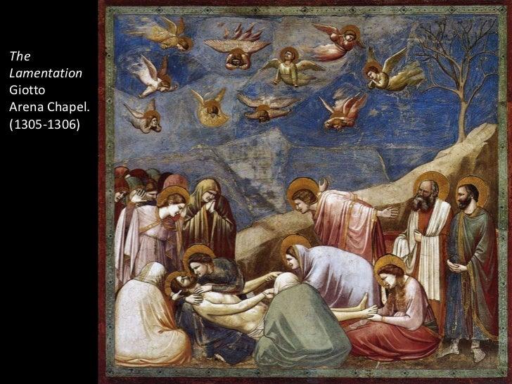 TheLamentationGiottoArena Chapel.(1305-1306)