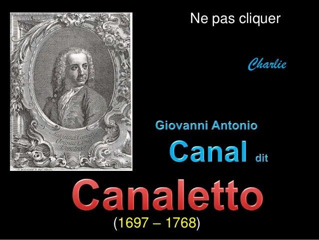 (1697 – 1768) Charlie Ne pas cliquer