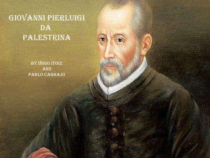 Giovanni Pierluigi da Palestrina Palestrina - The King's College Choir Of Cambridge King's College Choir Cambridge The Pope Marcellus Mass and Missa Brevis
