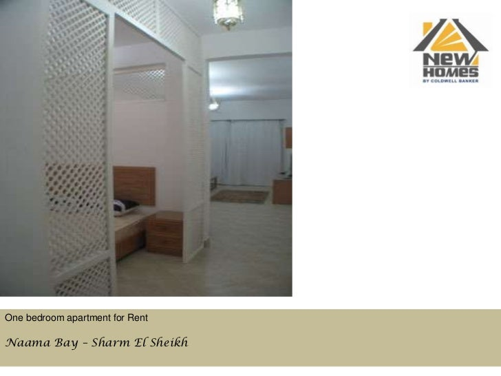 One bedroom apartment for Rent<br />Naama Bay – Sharm El Sheikh<br />