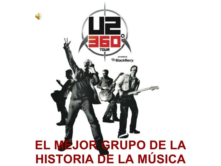 EL MEJOR GRUPO DE LA HISTORIA DE LA MÚSICA