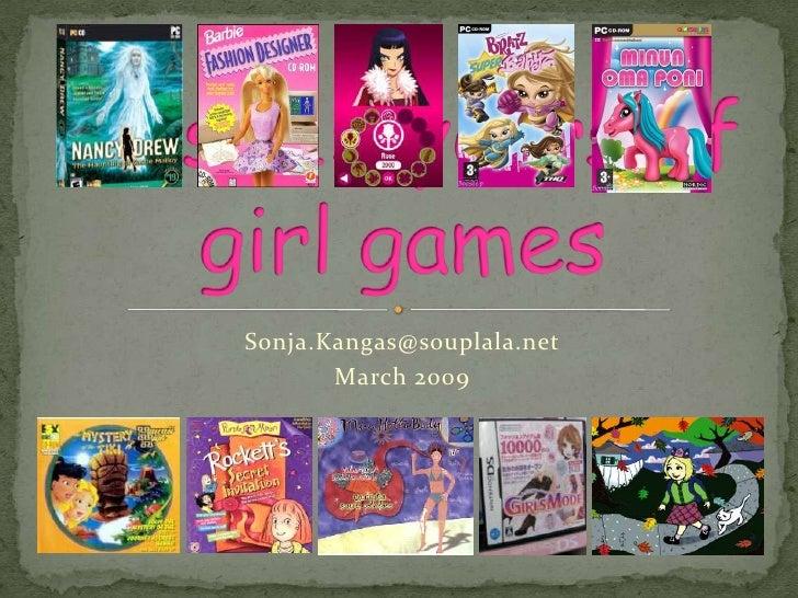 Sonja.Kangas@souplala.net        March 2009