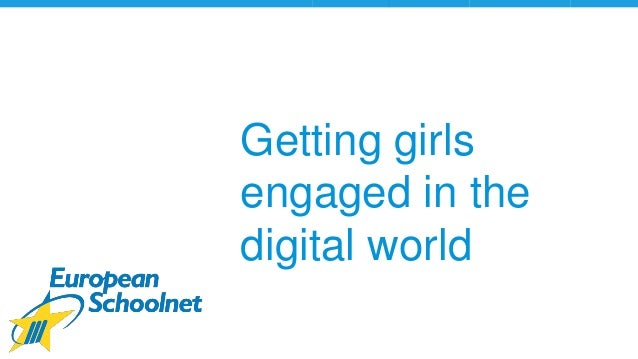 Getting girls engaged in the digital world