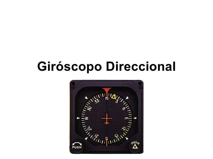 Giróscopo Direcciona Ll 022 01 02 02