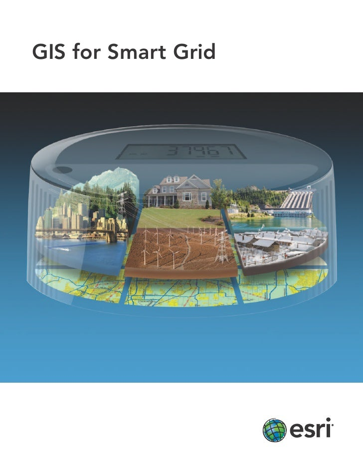 GIS for Smart Grid