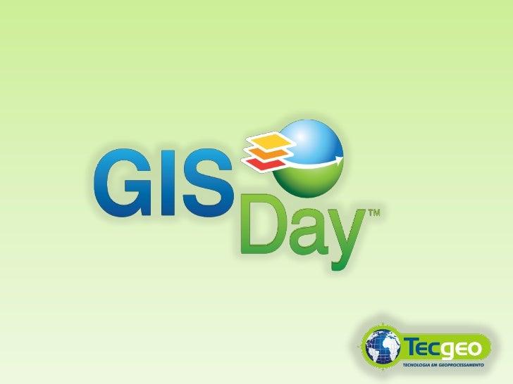 GIS e AcessibilidadeJoab AlvesTecgeo