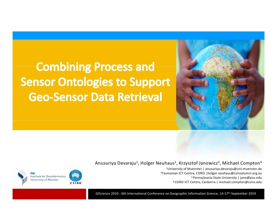 Combining Process and Sensor Ontologies to Support Geo-Sensor Data Retrieval