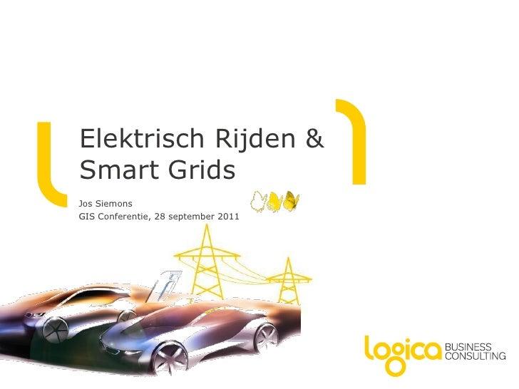 Elektrisch rijden en Smart Grids