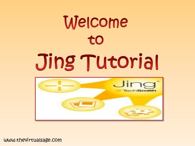 Jing - Share Ideas Instantly