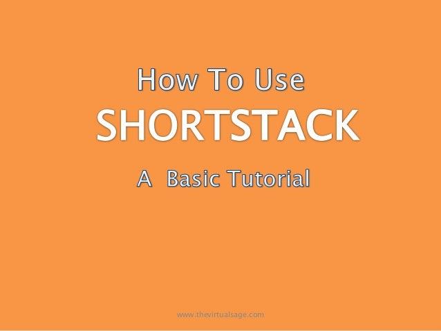 Shortstack - Design Facebook Apps & Promotions