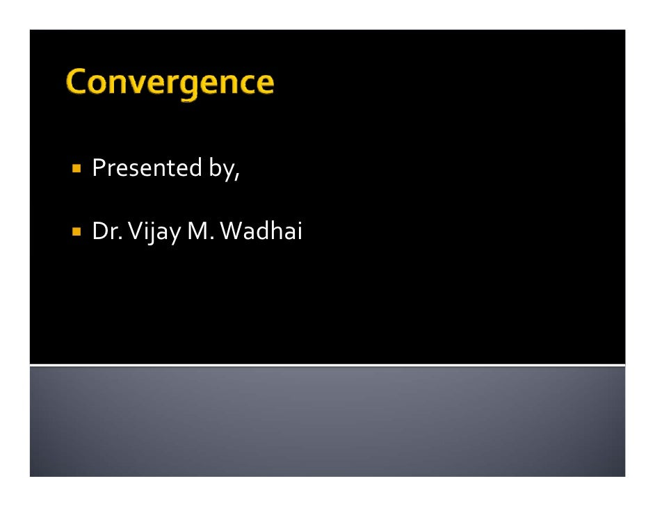 Presented by,  Dr. Vijay M. Wadhai
