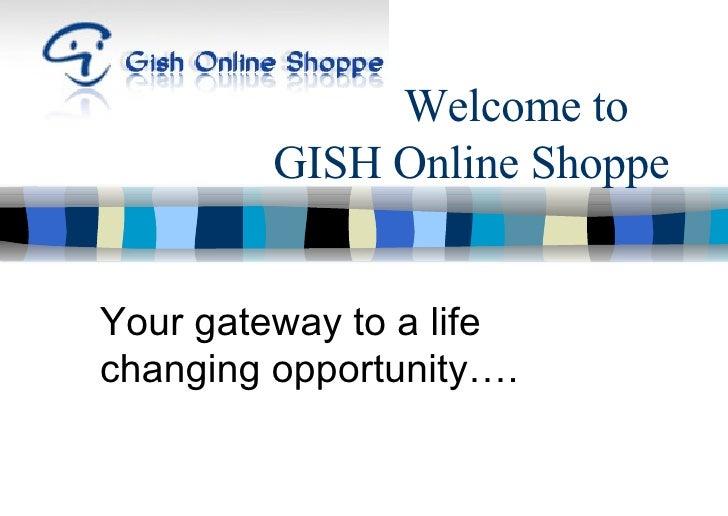 Gish Plans