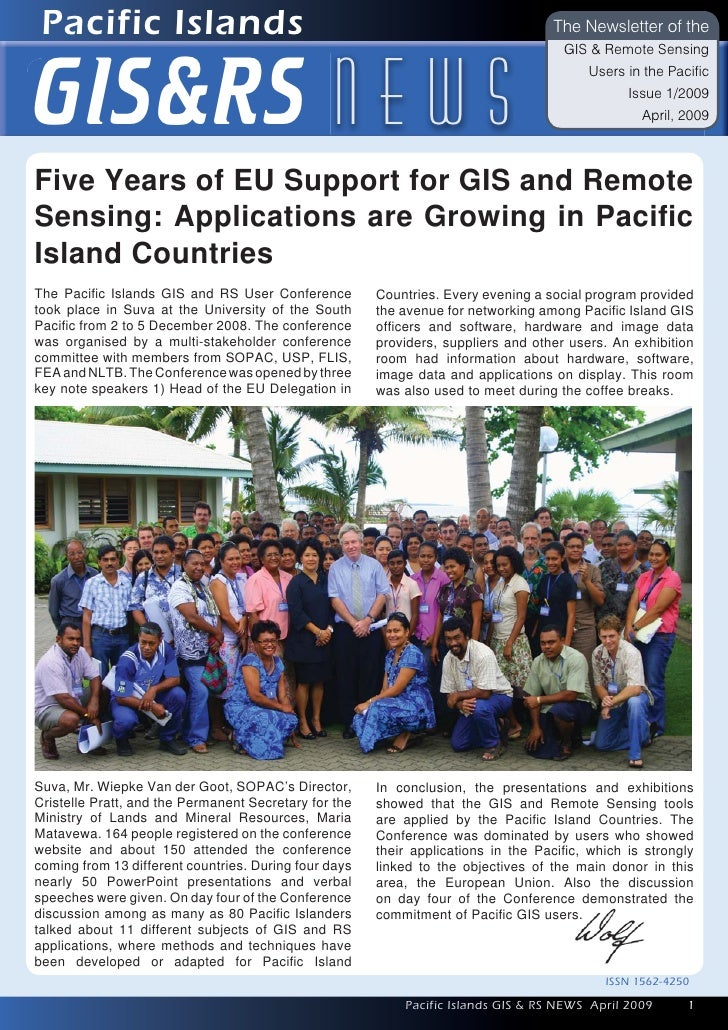 Pacific Islands Introduction to Quantum GIS                                                                               ...