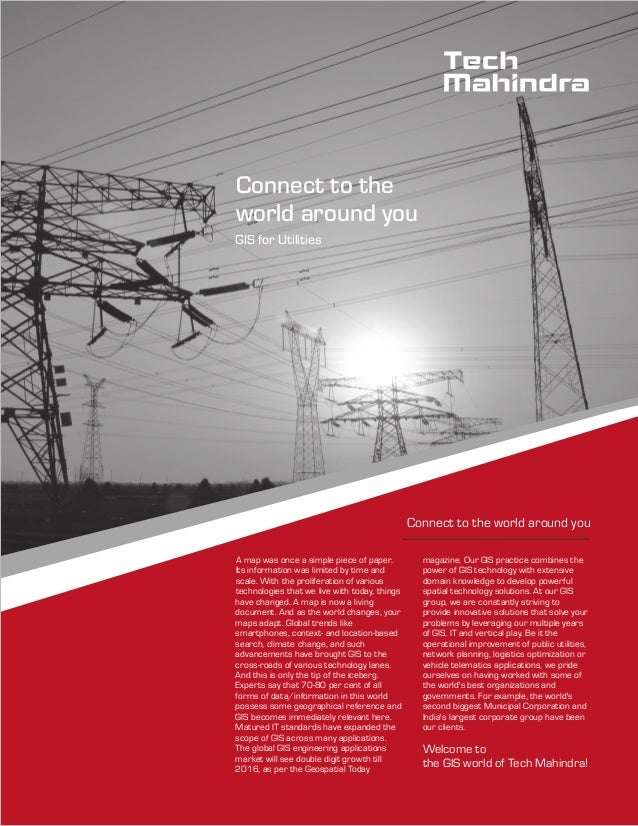 TechM GIS Utilities