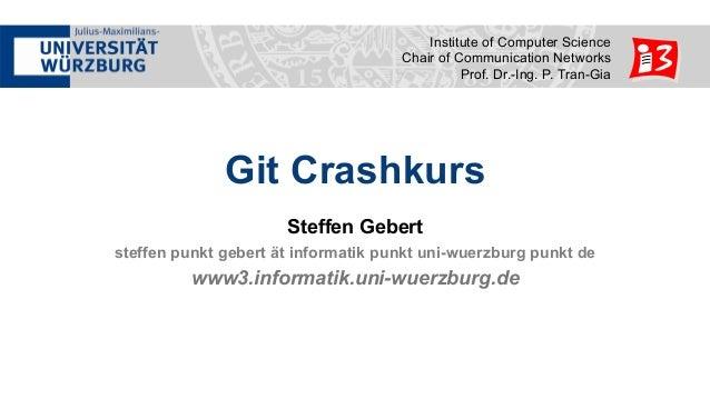 Git Power-Workshop