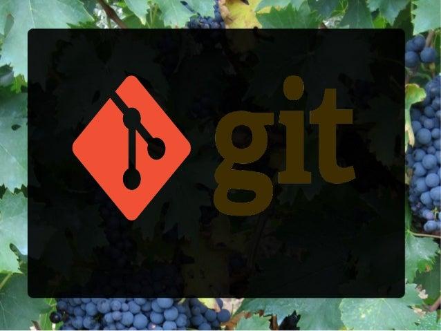 Git presentation