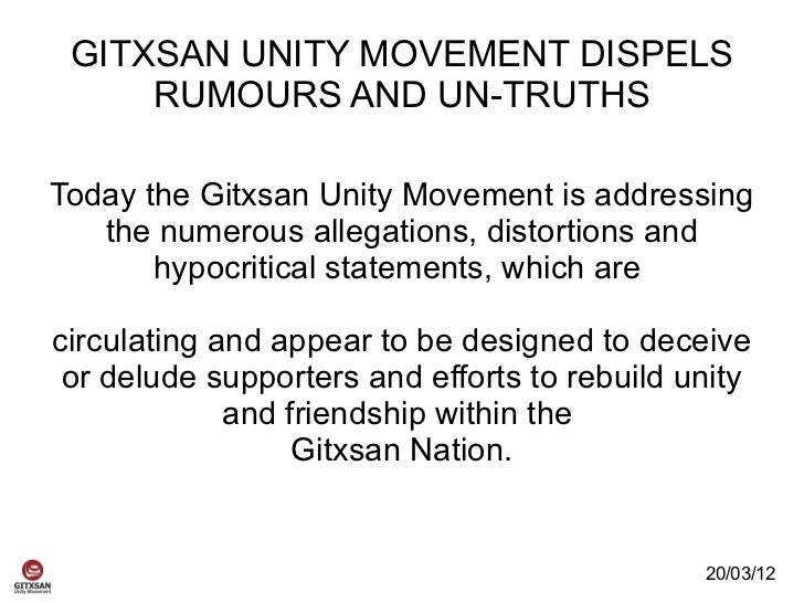 Gitxsans Hereditary Chiefs Against Gts and Enbridge Northern Pipeline
