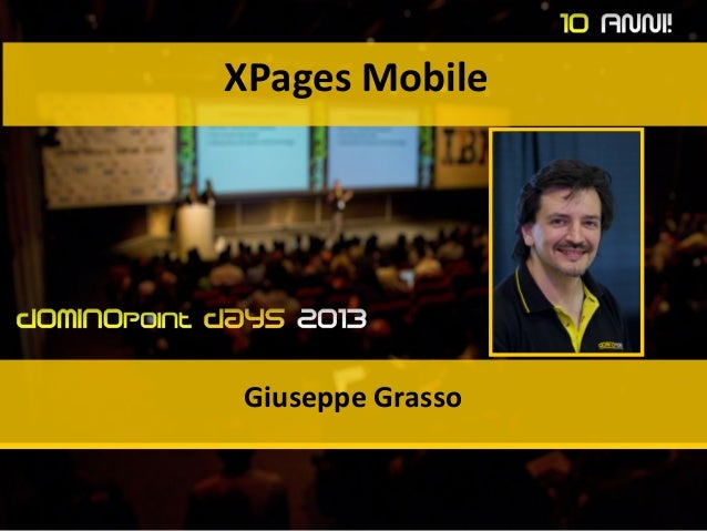 XPages Mobile, #dd13