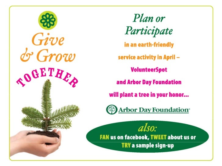 Give And Grow Together