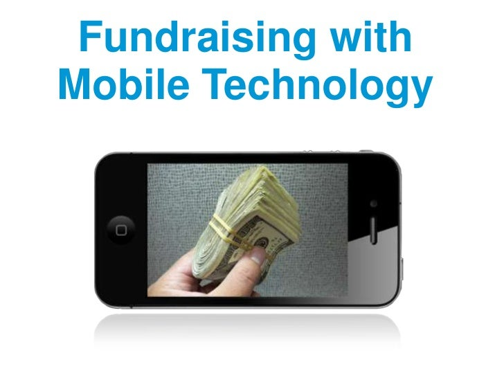 Fundraising with Mobile Technology<br />