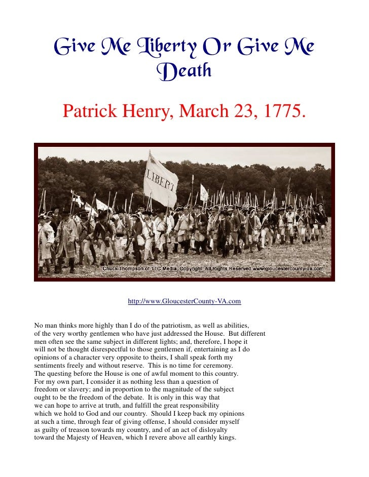 patrick henry essays Essay about patrick henry hope is good, it inspires actions for change, but wars are not won and liberties are not gained by just hope alone next, i will talk about.