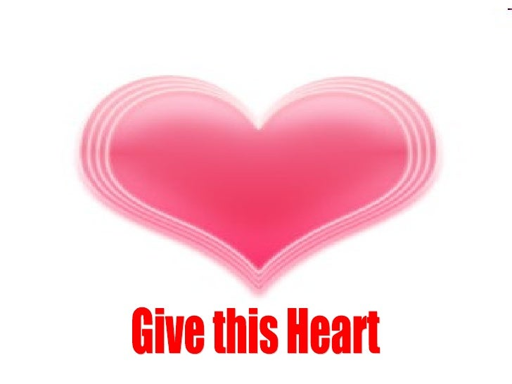 Give This Heart