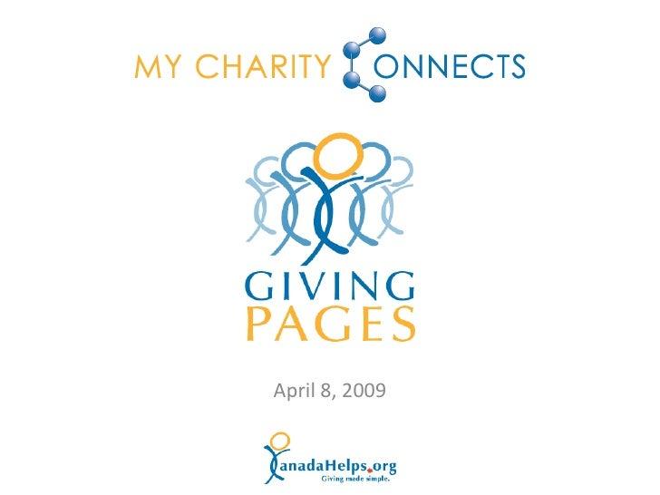 April 8, 2009