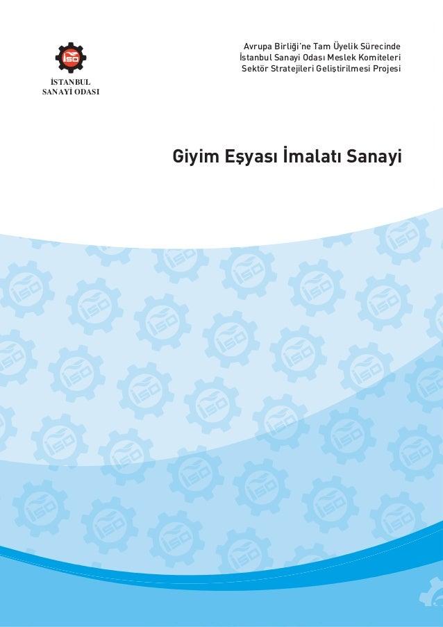 Giyim Esyasi Imalati Sanayi (2012)