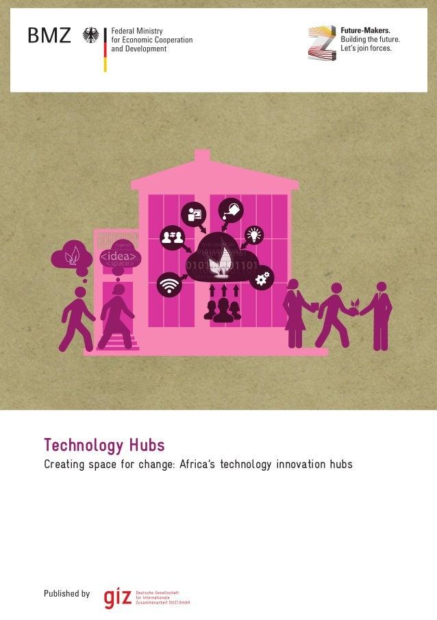 Giz 10innovations technology-hubs