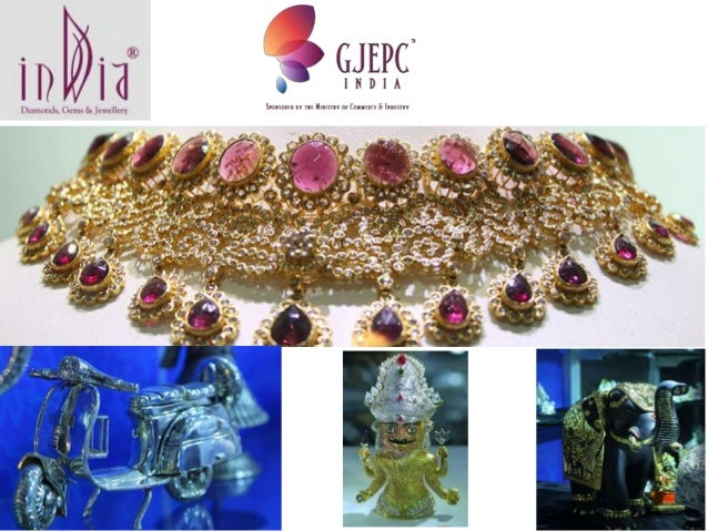 GJEPC ---- THE GEM & JEWELLERY EXPORT PROMOTION COUNCIL