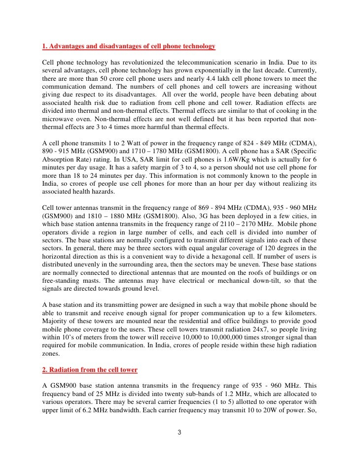 How to write advantages and disadvantages essay Part 2