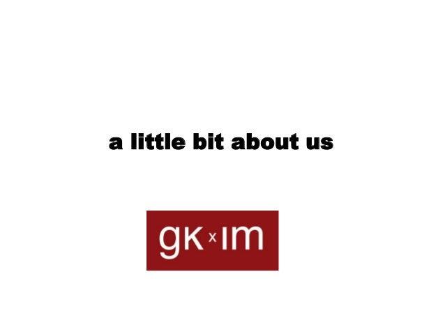 GKIM Credentials