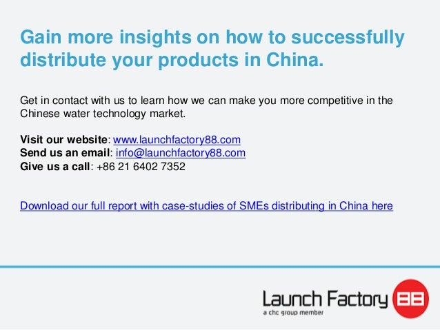 Distributing Products China Distribute Your Products